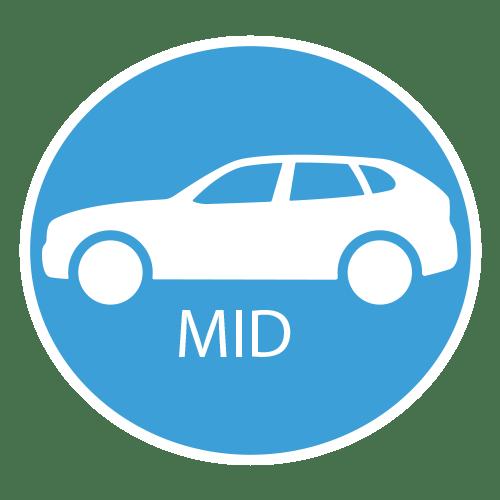 Mid Sized Car Rental From Enterprise Car Rental Heathrow Airport
