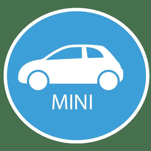 Enteprise Car Rental Heathrow Airport Mini Car